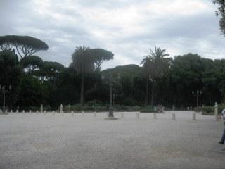 Rooman puistoalue