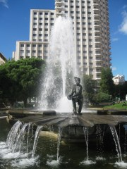Plaza de Espanada