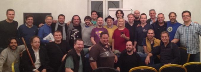 Escorial 2014 cast